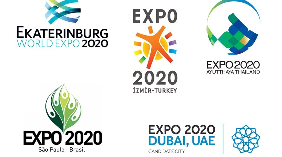 المدن المترشحة لاستضافة إكسبو 2020