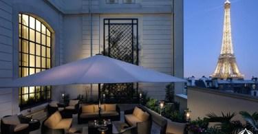 فنادق باريس الفاخرة