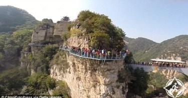 ممر الصين الزجاجي