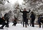 تركيا خلال الشتاء