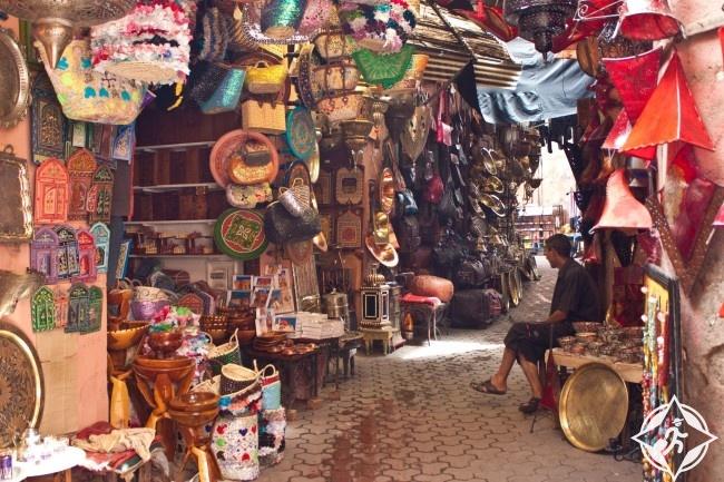 الحرف في المغرب