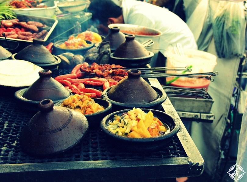 الطعام المغربي