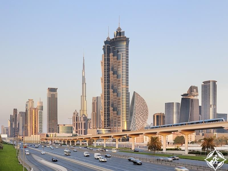 التلغراف: 6 فنادق في دبي ضمن أطول 10 في العالم