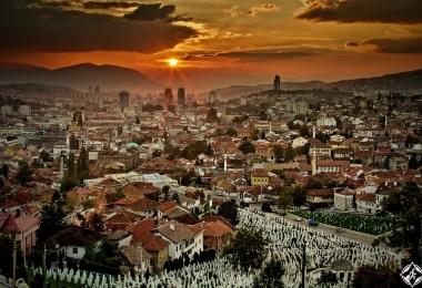 الأماكن السياحية في سراييفو