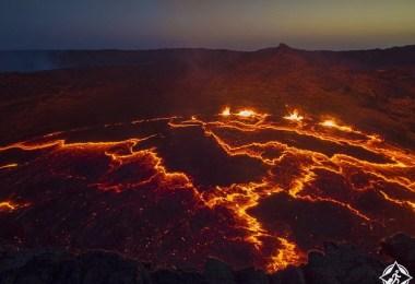 الحقول البركانية7