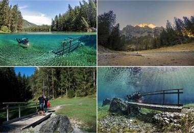 بحيرة في النمسا-tile