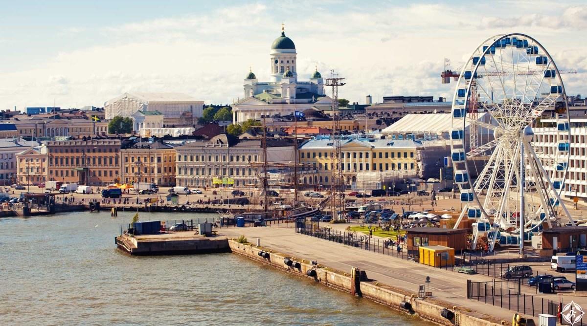 أسباب رائعة لزيارة مدينة هلسنكي هذا الصيف