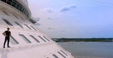 السفينة الأكبر في العالم
