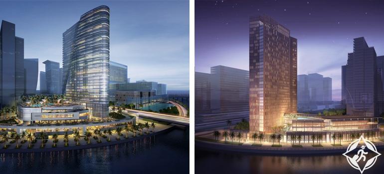 افتتاح أول فنادق فورسيزونز بأبوظبي في جزيرة المارية