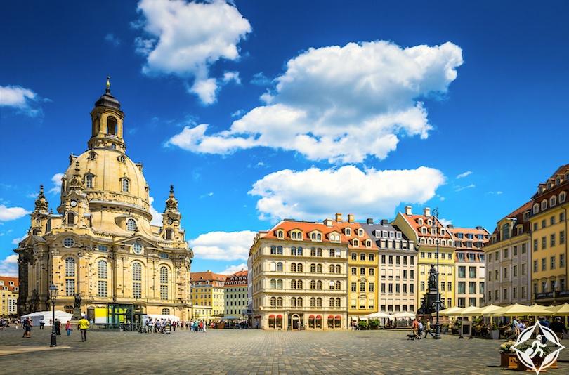 دردسن - افضل مناطق سياحية في المانيا