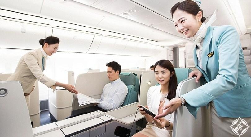الخطوط الجوية الكورية1
