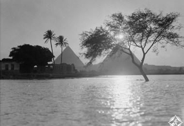 القاهرة قبل 100 عام