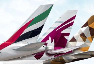 أفضل شركات الطيران العربية 2016