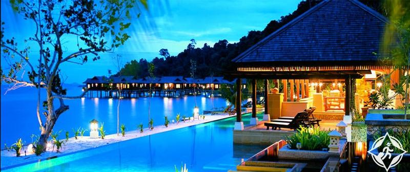 شهر العسل في بانكور بماليزيا .. جزيرة الهدوء والتجارب الجميلة