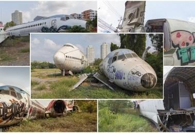 مقبرة الطائرات 14