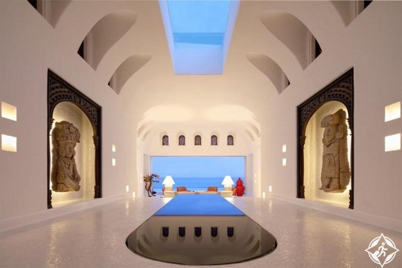 قصر في المكسيك