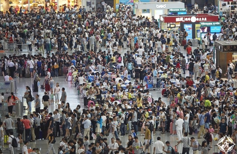 محطة سكة حديد هونغتشياو شنغهاي