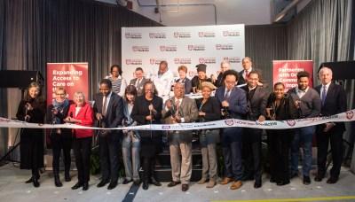 Ceremony for adult emergency department marks milestone for UChicago Medicine | UChicago News