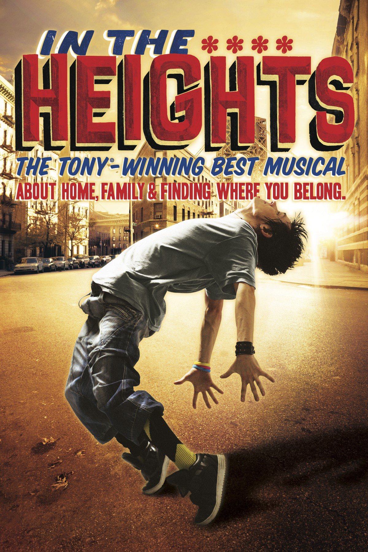 New York Poster Upc, Ias, And Arts For All Present In The Heights: Free