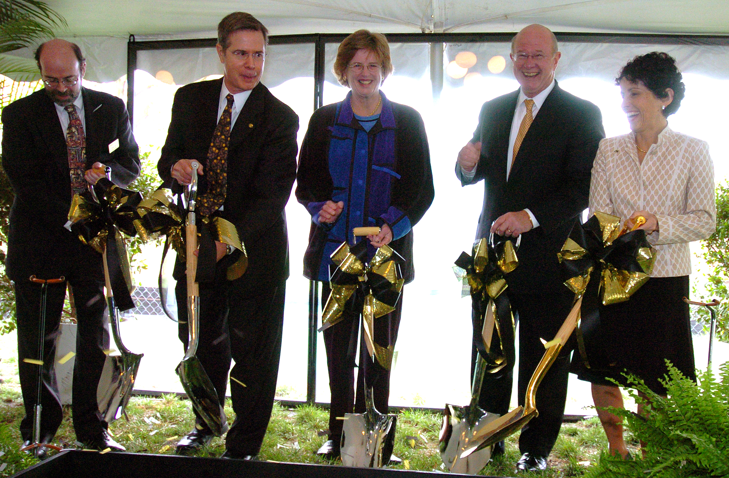 Rossmann Collage Purdue Breaks Ground On Hockmeyer Hall