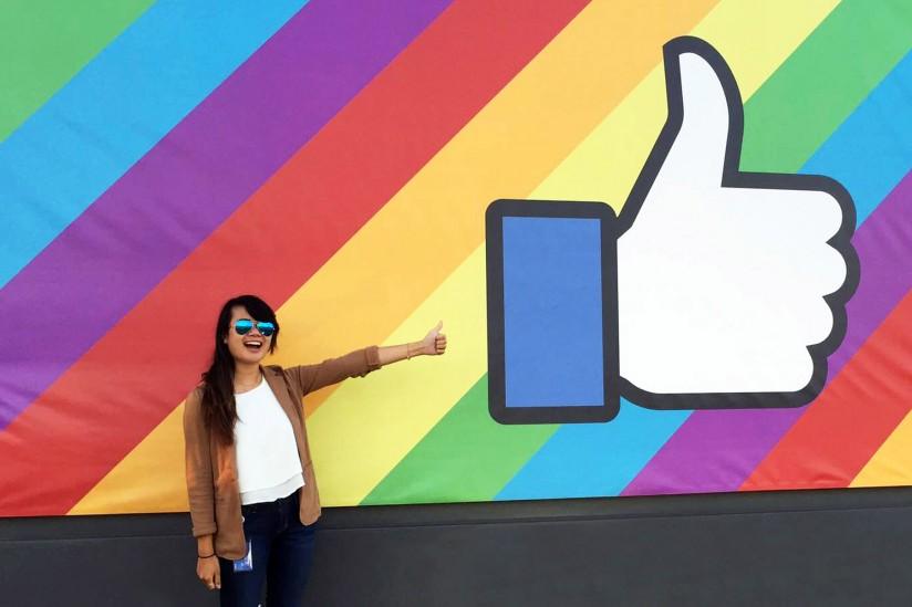 How USC Annenberg student scored a summer internship at Facebook