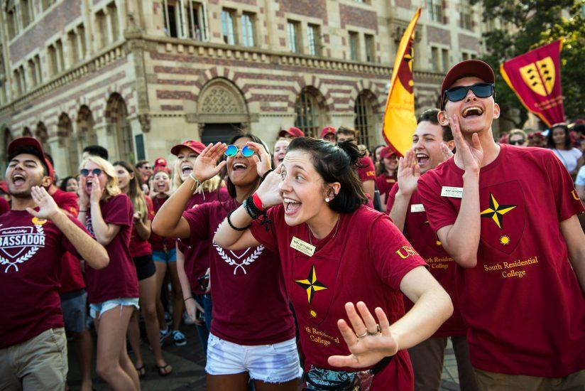 Who Was Accepted Into USC\u0027s 2018 Freshman Class? \u2022 Trojan Family