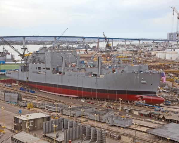 Combat Fleets: Final Lewis and Clark Launched