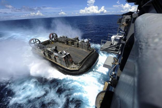 Marines Plotting New Course