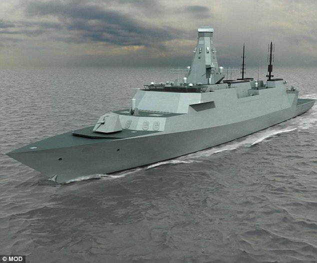 World Naval Developments: Royal Navy's Type 26: One Ship, Many Missions