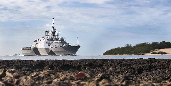 New LCS Sonar and Missile to be Competed Next Year