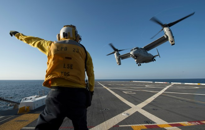 Second V-22 Multi-Year Buys 99 Ospreys