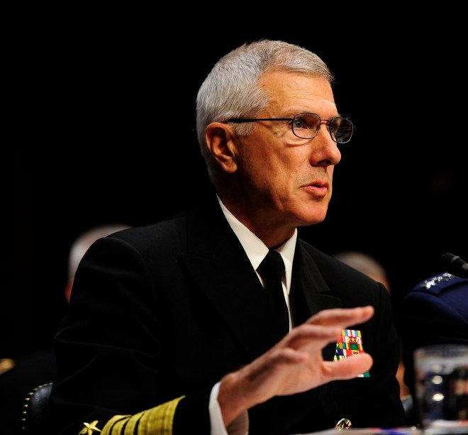 U.S. Pacific Commander Opposes Force in South China Sea Disputes