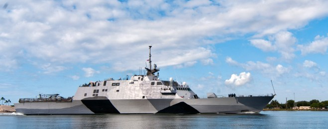 LCS Program Faces Additional Scrutiny from Congress