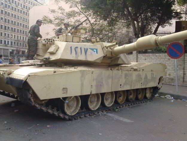 Report: Egyptian Military Aid Quietly Suspended
