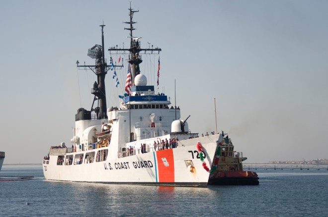 Opinion: U.S. Coast Guard needs a Reinvention