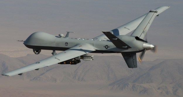MQ-9 Reaper UAV. US Air Force Photo