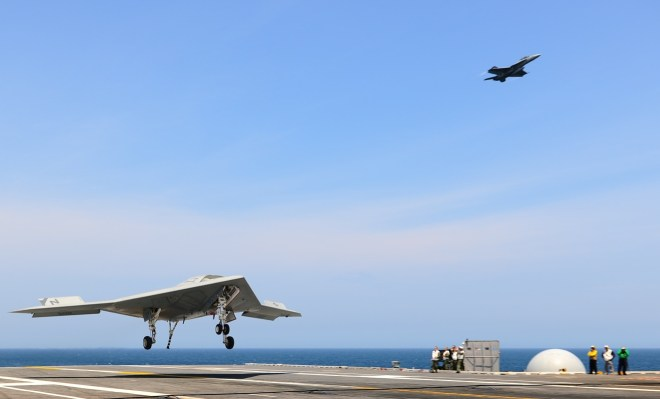 NAVAIR: X-47B to Fly Again
