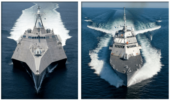 Document: Congressional Research Service Navy Littoral Combat Ship Program Report