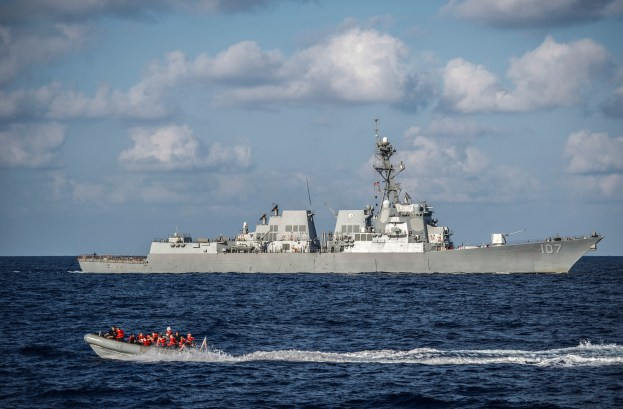 Opinion: The Danger of Neutral Warships Entering a Combat Zone
