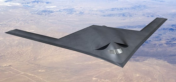 Air Force Releases Request for Proposal for Secretive Long Range Bomber