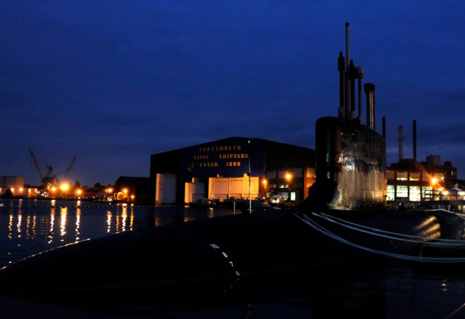 Navy Protects Submarine Funding