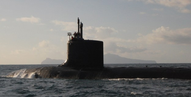 USS Virginia (SSN-774) in 2010.