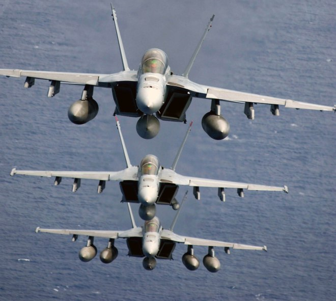 Boeing Plans to Keep Super Hornet Line Open After Positive Signs From Congress, International Customers