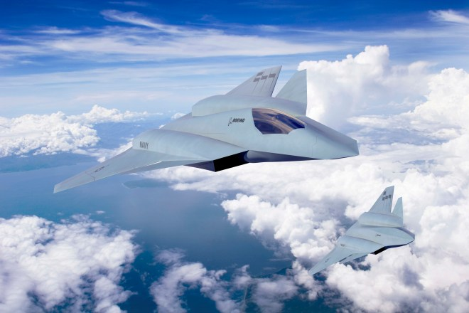 UCLASS Requirements Shifted To Preserve Navy's Next Generation Fighter