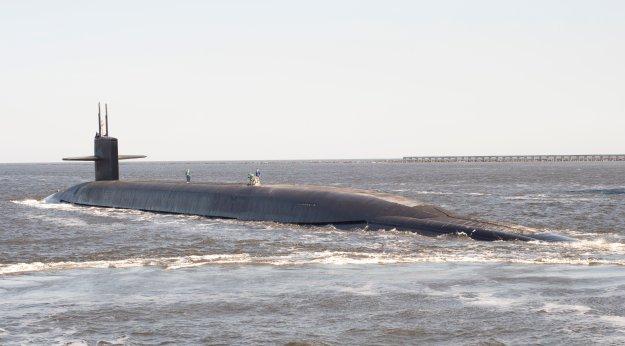 Document: Report to Congress on Navy Ohio Replacement Ballistic Missile Submarine Program