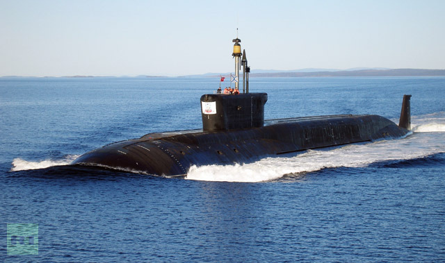 Report: Russia to Start Construction of Two Ballistic Missile Submarines in 2014