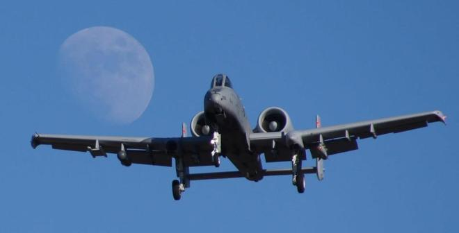 Pentagon Retiring Air Force's U-2 and A-10 Warthog in Latest Budget Deal