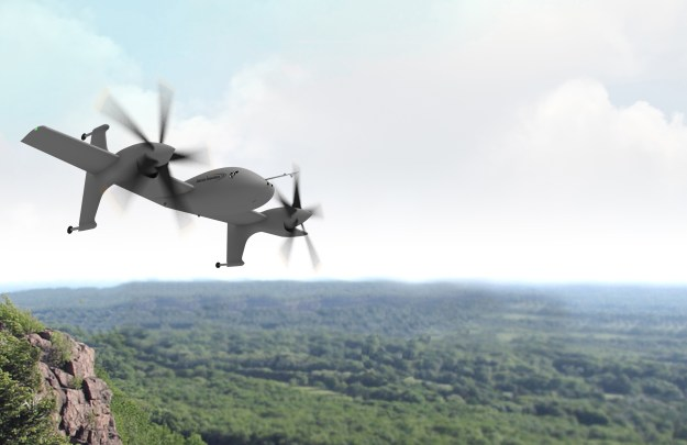 Sikorsky bid for DARPA's VTOL Experimental Plane (VTOL X-Plane) program. DARPA Photo