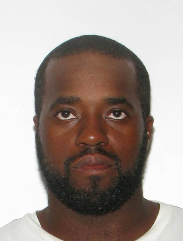 Jeffrey Tyrone Savage, 35, of Portsmouth, Va. Savage was killed after NCIS allege he killed a sailor with a firearm stolen from a watchstander on USS Mahan (DDG-72) on Monday. NCIS Handout
