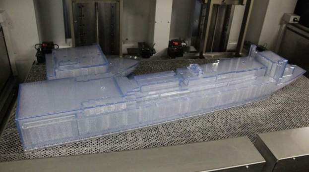 Navy and Coast Guard Eyeing 3D Printing